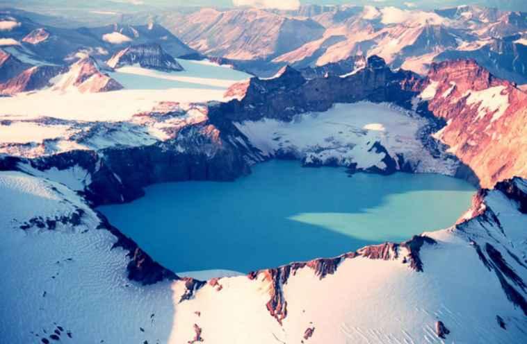 Национальный парк Катмай на Аляске